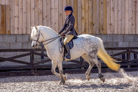 Class 22 NPS Peasedown Stud M&M Intermediate Ridden Gallery (13 of 27)